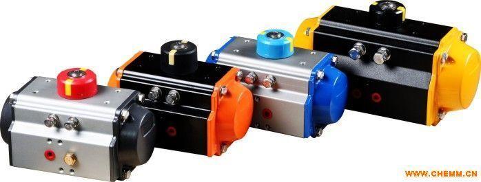 气动执行器 - 中国化工机械网图片
