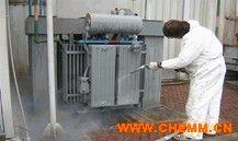 干冰喷射清洁设备,干冰冲洗工程