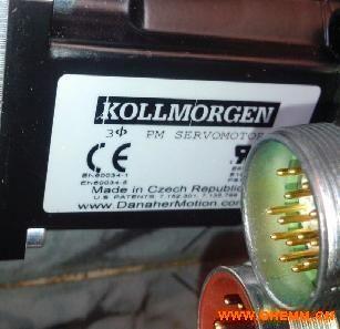 科尔摩根Kollmorgen GOLDLINE伺服电机M-403-A-B1维修销售