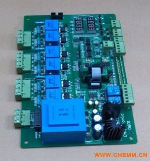 as560三相可控硅触发板
