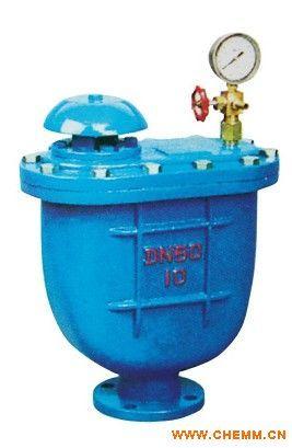 复合式排气阀 产品编号:carx-16 产品商标:美力德 产品规格:dn100图片