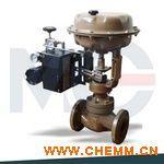 (米盖)ZMAB-P气动薄膜法兰单座调节阀 可来图定制