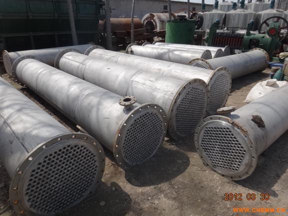 低价二手不锈钢冷凝器,二手冷凝器,二手列管冷凝器