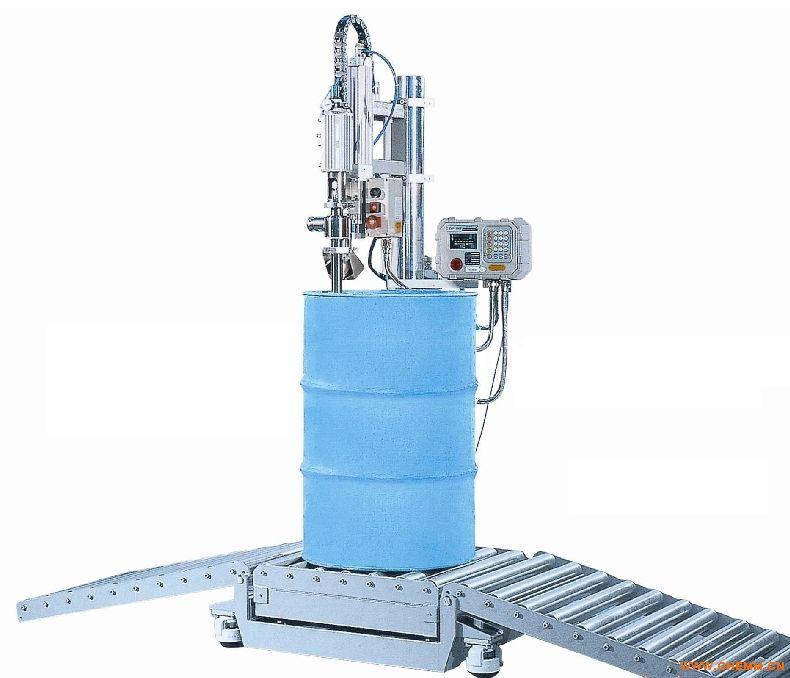 200l大桶灌装机 - 中国化工机械网