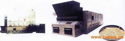 JRML系列链条炉排燃煤热风炉