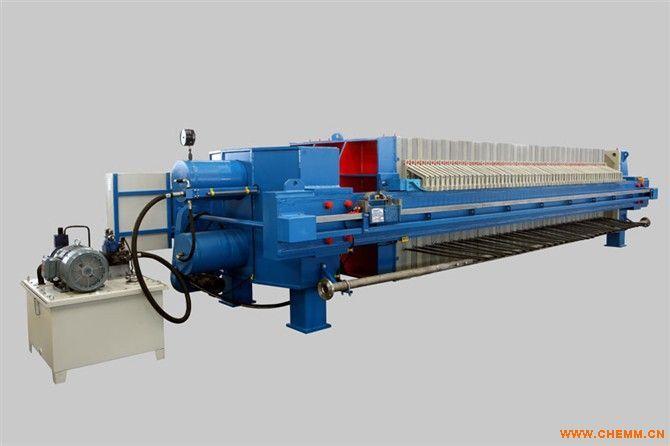 产品关键词:污水处理固液分离污泥脱水压滤机