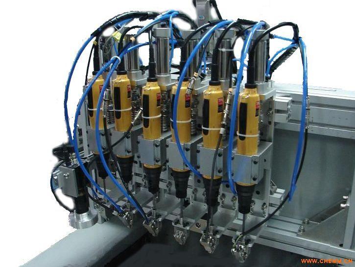 多轴自动锁螺丝机