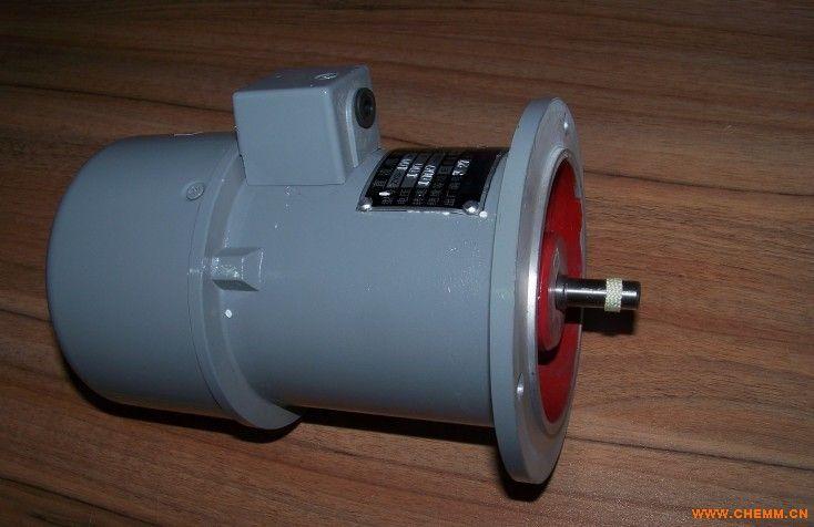 永磁式直流测速发电机ZYS系列,具有使用简便,精度高,重量轻,体积小等特点 ,用以测量旋转体的转速,亦可作速度讯号的传送器。在自动控制系统及计算解答 装置中作为测量元件之用。 本系列测速发电机在负载电阻为恒定值的情况下,其 输出电压是转速的线性函数,正反方向的输出特性是对称的。 安装方式为机座底 脚式和端盖凸缘式两种。 ZYS系列测速发电机主要型号有: 型号     电压     电流    功率      转速  ZYS-1A 电压55V 电流0.