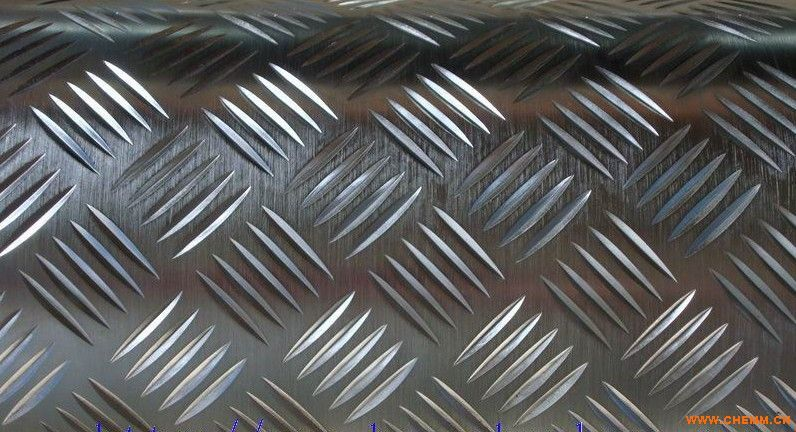 铝合金花纹板,指针形铝合金花纹板
