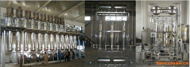 层析机组,树脂柱,层析柱,不锈钢层析柱