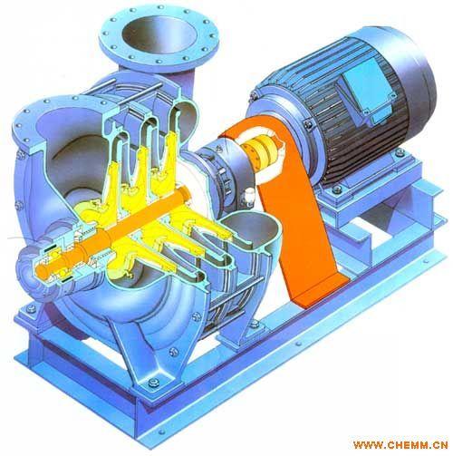 多级离心鼓风机型号_多级鼓风机结构图 - 化工机械网