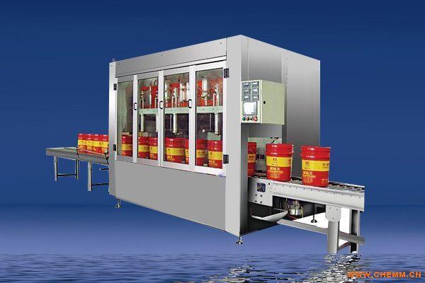 润滑油灌装机|大桶油脂灌装机械设备|机油齿轮油灌装机|称重灌装机