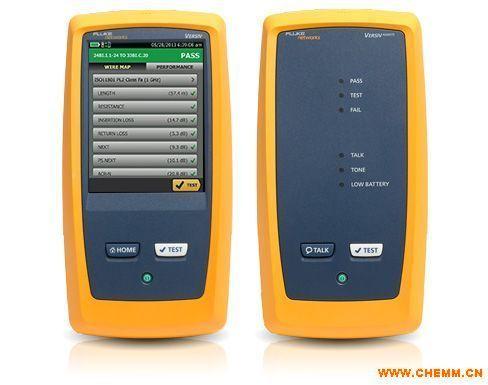 福禄克dsx5000,dsx5000-ch,完全替代dtx-1800新款福禄克测试仪
