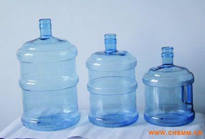 云南pc桶直饮水专用水桶昆明塑料材质pet水桶5l手拼