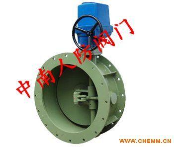 泵阀设备 其它  产品名称:双连杆手电动密闭阀门 产品编号:smf 产品