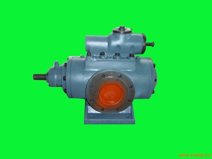 高炉煤气洗涤塔液压系统三螺杆泵装置hsnf40-46n