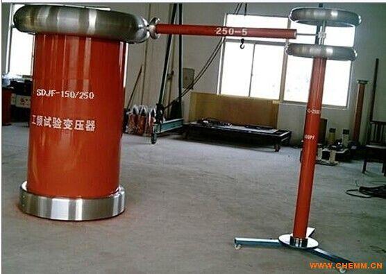 电子电工仪器  产品名称:sdjf无局放试验变压器 产品编号:sdjf 产品