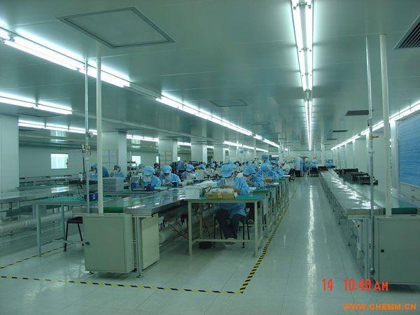 郑州食品厂净化车间装修