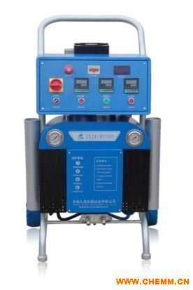 重庆高压设备电气小型便携聚氨酯浇注机重庆市天津有限公司聚脲本设备制造三图片