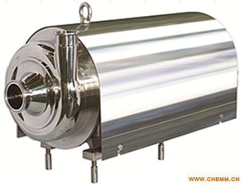 不锈钢耐腐蚀卫生泵