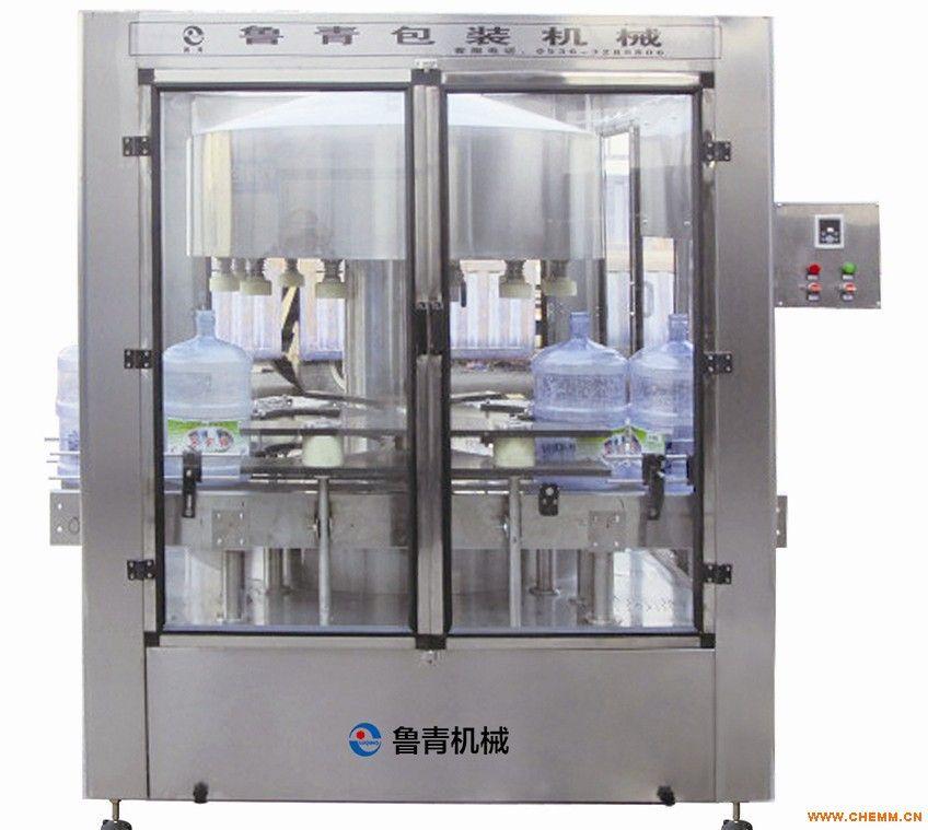 自动大桶水灌装机 - 中国化工机械网