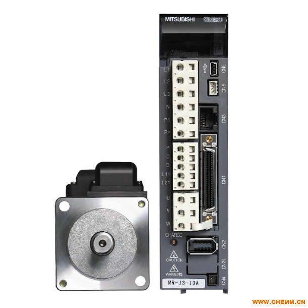 三菱伺服驱动器mr-j3-10a 三菱伺服放大器现货