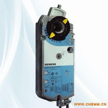 西门子风阀执行器GIB系列GIB131.1E/GIB161.1E