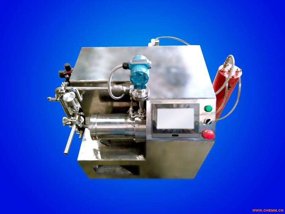 纳米陶瓷砂磨机_1l涡轮式陶瓷纳米级砂磨机