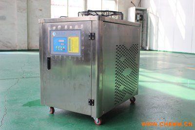 工业冷水机基本构造及其工作原理