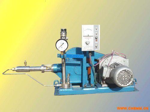 低温液体泵技术规范