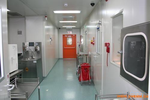 微生物实验室装修,无菌实验室装修