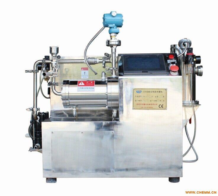 纳米陶瓷砂磨机_产品关键词:纳米级砂磨机 棒销涡轮纳米砂磨机 陶瓷纳米砂磨机供应商