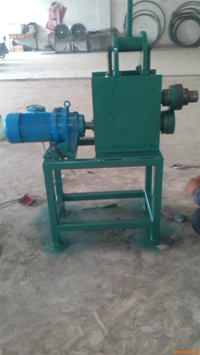 油桶开盖机/废旧油桶加工设备开盖机