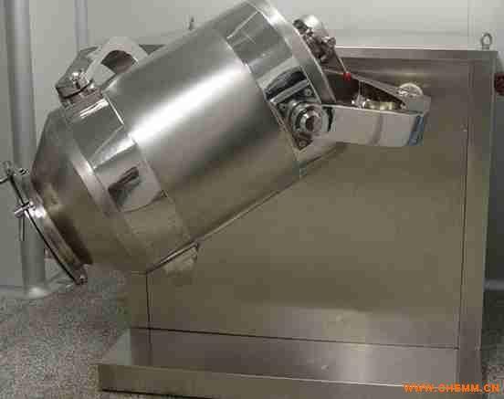 苏邦干燥 金属粉末混合机 铜粉混合机SYH三维运动混合机