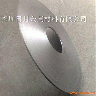 301H不锈钢带价格 316L不锈钢带分条 打弹簧用不锈钢带