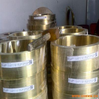 高精黄铜带 导电端子用黄铜带 哪里有端子用黄铜带厂家