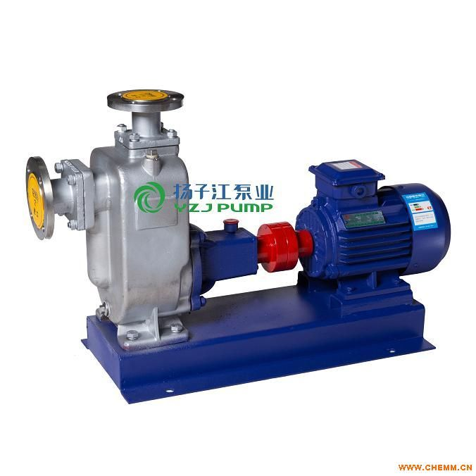 排污泵:ZW型防爆自吸式排污泵|不锈钢耐腐蚀自吸式排污泵