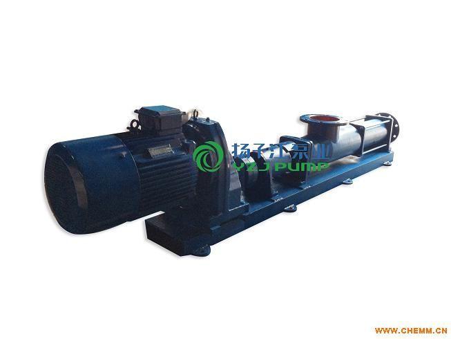 螺杆泵:防爆单螺杆泵|G型单螺杆泵(轴不锈钢)|耐腐蚀单螺杆泵