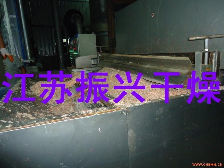 虾米脱水烘干生产线