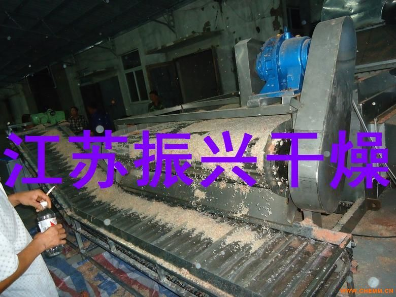 虾皮脱水烘干生产线
