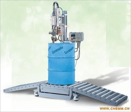 200升防爆液体灌装机、200升灌装机、大桶灌装机