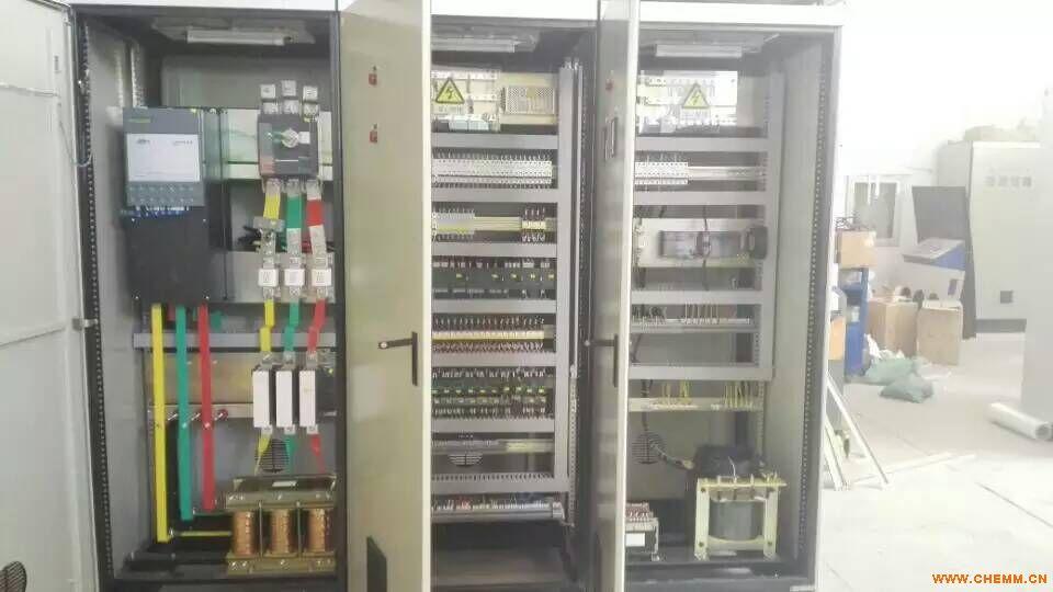 来图定做电气控制柜plc控制器变频控制柜