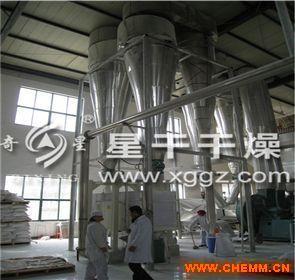 水磨糯米粉专用干燥设备