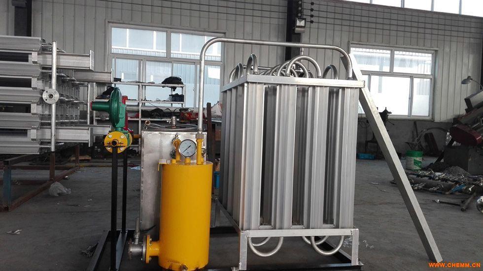 切割用燃气汽化配比减压一体式装置