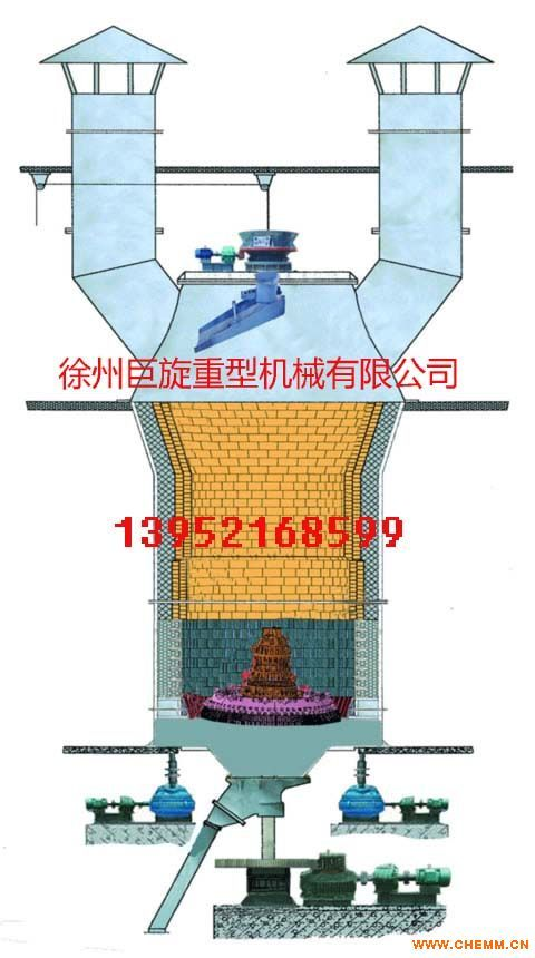 江西新金叶Φ5X9.6米差动烘干炉