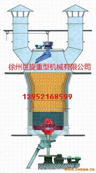浙江特力Φ3.4X7米立式烘干炉