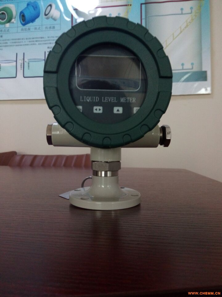 产品关键词:外贴式液位计 外测液位计 西安展航 超声波液位计