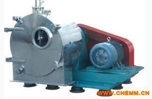 LLW卧式螺旋过滤离心机,连续卸料离心机
