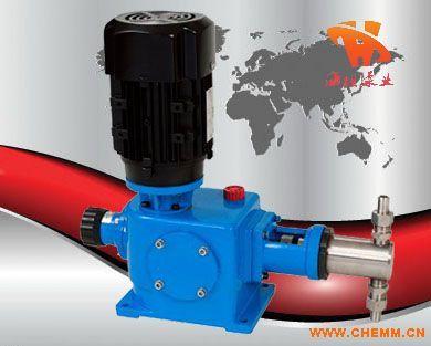 2DZ-X5/50系列柱塞式计量泵