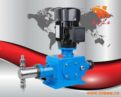 DZ-Z6/40型号柱塞式计量泵